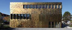Soluzioni per l'architettura KME Italy S.p.a # Architectural Solutions