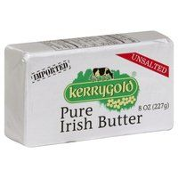 Kerrygold Pure Irish Grass-fed Butter, Unsalted, 8 Oz (10 Pack): Amazon.com: Grocery & Gourmet Food http://www.amazon.com/gp/product/B00VKH1IKS?ie=UTF8&creativeASIN=B00VKH1IKS&linkCode=xm2&tag=iamatyp1diawa-20