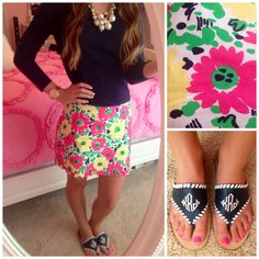 {Lilly & Jacks} I don't know who this girl is, but I pin every single one of her outfits I find...