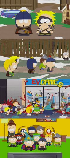 South Park Game of thrones parody! Lol love it. If you watch game of thrones you gotta watch this