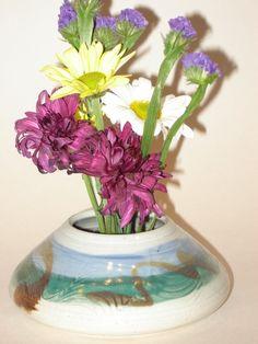 Ikebana Ceramic Pottery Vases Ceramics Jars Flowers Vase