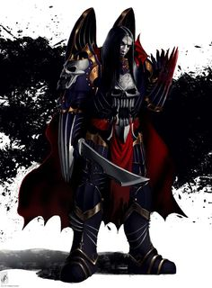 Konrad Curze... Night Haunter...The Primarch of the Night Lords... Lion El'Jonson Fulgrim Perturabo Jaghatai Khan Leman Russ Rogal Dorn