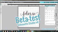 Silhouette Sverige - Silhouetteguiden: Silhouette Studio v4.1 beta - Vad är nytt?