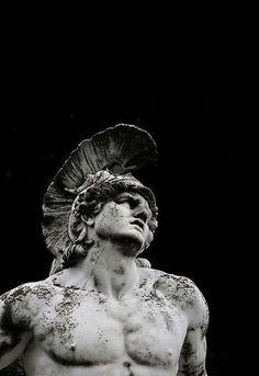 F&O Fabforgottennobility — Achilles / Hektor? Roman Sculpture, Art Sculpture, Michelangelo Sculpture, Bernini Sculpture, Sculpture Romaine, Achilles And Patroclus, Renaissance Kunst, Greek Statues, Greek Art