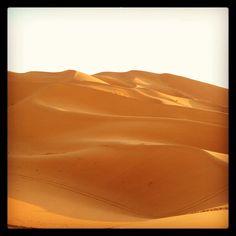 Le dune dell'Erg Chebbi