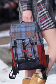accesorie inspiration 4   Checkered Backpack Accessoires D automne,  Accessoires De Mode, Mode f6d53f5c431