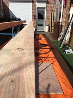 Overkapping met lichtkoepel - Overkapping Specialist Brabant Pergola Patio, Deck, Outdoor Decor, Home Decor, Front Porch, Decks, Interior Design, Home Interior Design, Home Decoration