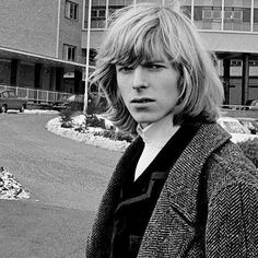 Bowie, 1965.