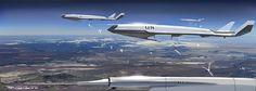 UN Drones - Seed Deployment by Rodrigo Galdino | Sci-Fi | 2D | CGSociety