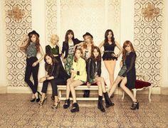 Girls' Generation  *Paparazzi* <3