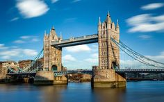 Tower Bridge, Londres. http://www.lonelyplanet.fr/article/dix-randonnees-citadines-incontournables #londres #voyage #Towerbridge #randonnée