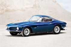 'Sharknose' Ferrari 250 Expected to Sell for $15M...