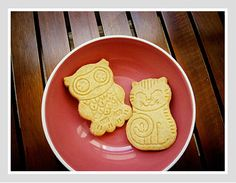 Artisan Biscuits Two by Two Owl & Pussycat Natural Vanilla Biscuits by MyOwlBarn, via Flickr