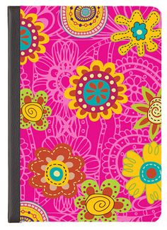 UrbanDigits Partners with M-edge Whimsical Line of IPad Covers   Blooming Buds © Denise Urban  http://app.medgestore.com/shop/?sort_by=&page_size=36&theme=Denise&keyword=denise+urban