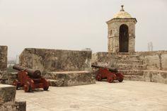 Fortaleza em Cartagena das Índias Colombia
