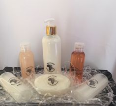 Body lotions,shampoos,body wash and so much more