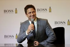 Gerard Butler for Hugo Boss Photo Call - Pictures - March 20, 2015