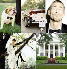 Country/Rock n Roll Wedding lovelovelove