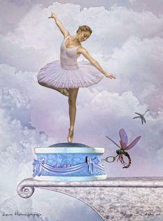 The Music Box - Ballet, балет, Ballett, Bailarina, Ballerina, Балерина, Ballarina, Dancer, Dance, Danse, Danza, Танцуйте, Dancing