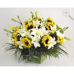 Floreria - Flores Elegantes de Mexico arreglo mixto