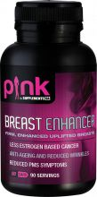 Clinical trials have confirmed numerous benefits of these two most effective of all natural breast enhancers. Pueraria Mirifica has 3000 times the estrogenic activity of soy isoflavones and 100 times that of red clover. Its phytoestrogens trick the body into thinking real estrogen is present by the process of selective estrogen receptor modulation. This promotes the secondary female sexual characteristic of glandular tissue build up in the breast. An additional benefit is that real estrogen