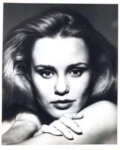 Jessica Lange, Young and Beautiful