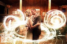{ Ask Cynthia }: Wedding Inspirations | Long Exposure Photos