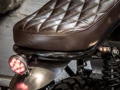 """Having seduced us all with their BMW scrambler """"Gold Top"""" a few months ago, Down & Out Cafe Racers have been... »"""