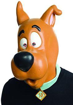 Scooby-Doo Mask Cartoon Dog Fancy Dress Up Halloween Adult Costume Accessory Cartoon Costumes, Scary Costumes, Adult Costumes, Pregnant Couple Halloween Costumes, Halloween Masks, Halloween Season, Adult Fancy Dress, Fancy Dress Up, Toy Story Dog Costume