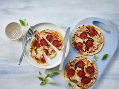 Frisk, Ketchup, Pepperoni, Pizza, Food, Essen, Meals, Yemek, Eten
