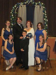 Jones-Thrasher Wedding