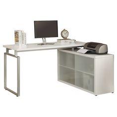 Found it at AllModern - Kelsey L-Shaped Writing Desk II http://www.allmodern.com/deals-and-design-ideas/p/Home-Office-Blowout-Kelsey-L-Shaped-Writing-Desk-II~MNQ2027~E20752.html?refid=SBP.rBAZEVKNQ5CPiTQJJ7tjAiSHlXxo4kjAmVZu9j18-uY