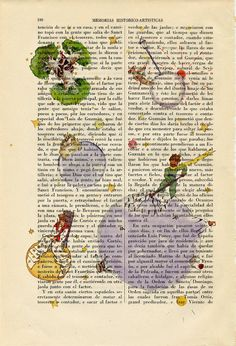 The Little Prince Nº21 Five Planets Art Print by ThePurpleHamster