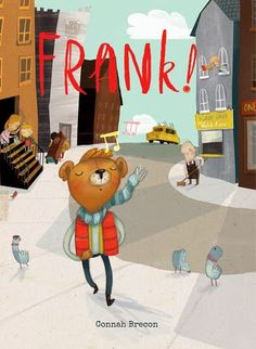 Bea's Book Nook: Steph Reviews Frank! By Connah Brecon