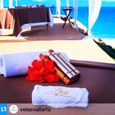 Спа на пляже Велас Вальярта – это поистине райское место!