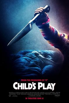 Director: Lars Klevberg Writers: Tyler Burton Smith (screenplay by), Don Mancini (based on characters created by) Stars: Aubrey Plaza, Brian Tyree Henry, Mark Hamill (Original Title) Child's Play… Movies 2019, Hd Movies, Horror Movies, Movies Online, Aubrey Plaza, Mark Hamill, Tim Matheson, Play Poster, New Poster