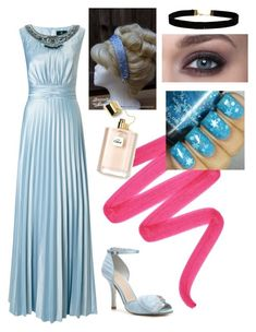 DIY Cinderella Costume by taylor0016 on Polyvore featuring polyvore, fashion, style, Ariella, ASOS and clothing