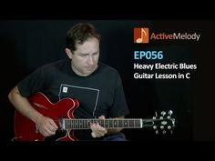Dirty (Heavy) Blues Lead Guitar Lesson in C -- Eric Clapton, Gary Moore, Stevie Ray Vaughan -- EP056 - YouTube