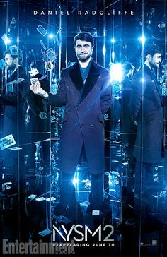 New trailers and 13 posters for NOW YOU SEE ME 2 starring Jesse Eisenberg, Woody Harrelson, Dave Franco, Lizzy Caplan, Mark Ruffalo and Daniel Radcliffe. Mark Ruffalo, Daniel Radcliffe, Insaisissable Film, Film Serie, Dave Franco, All Movies, 2 Movie, Movie Times, Epic Movie