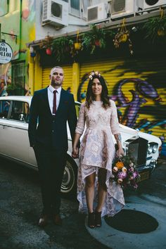 urban Townsville wedding