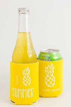 I Pineapple Summer Beverage Cooler от SucreShop на Etsy
