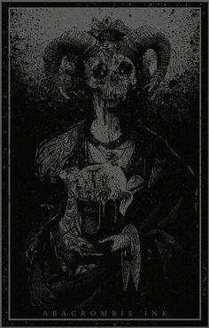 death art Black and White satan satanic baphomet occult occultism Dark Artwork, Dark Art Drawings, Dibujos Dark, Digital Foto, Dark Spirit, Death Art, Satanic Art, Arte Obscura, Occult Art