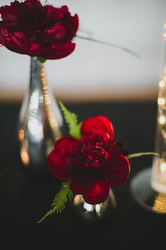 Brooklyn Real Wedding Photos: A Wedding Planner's Cocktail-Style Celebration in…