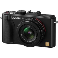 Panasonic Lumix DMC-LX5 Digital Camera (Black)