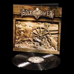 """BOLT THROWER """"Those Once Loyal"""" Vinyl"""