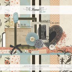 Quality DigiScrap Freebies: EXCLUSIVE Alice mini kit freebie from The Ardent Sparrow - Plus a coupon!