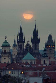 ☑️ Prague