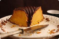 **** Bundt Cake de mandarina