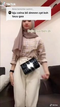 Casual Hijab Outfit, Ootd Hijab, Best Online Clothing Stores, Online Shopping Clothes, Korean Girl Fashion, Muslim Fashion, Online Shop Baju, Hijab Fashion Inspiration, Modest Outfits