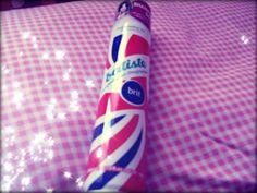 Mon shampooing sec chouchou du moment ! Le Brit de Batiste !  http://therainbowofthefashionandbeauty.publicoton.fr/shampooing-sec-batiste-ca-donne-quoi-221546